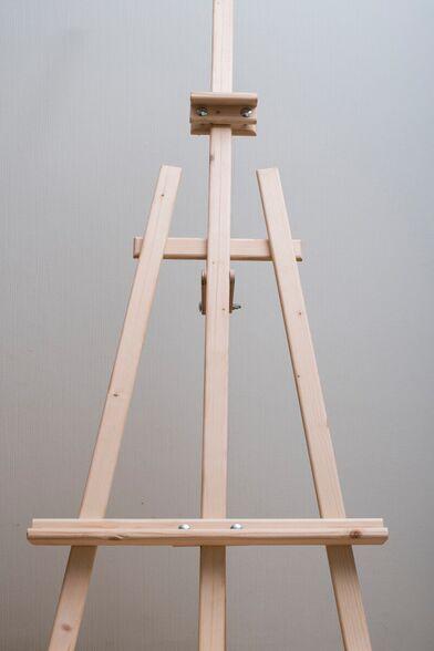 мольберт деревянныймольберт напольный